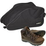 Saco de sapato esportivo de saco de sapato de nylon 600d