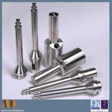 O alumínio anodizado preto 6060 virou CNC Peças (MQ651)