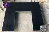 Cheminée en granit noir Mantels /cheminée en pierre de granit/Stone Mantel Mantel