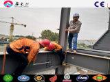 아르헨티나에 있는 저가 넓 경간 강철 구조물 작업장