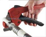 Plomería Pex-1632 Kit de herramientas de sujeción Rehau se utiliza para su 311 sistema de cañerías de agua para el tubo flexible o tubos Rehau