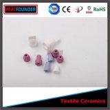 По вашему вкусу текстильной керамические проушину (разные цвета)