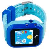 À prova de segurança criança Portátil/filhos Rastreador GPS assista com o SOS D27