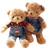 주문을 받아서 만들어진 곰 연약한 장난감 승진 선물 가격