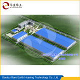 Produzione 99.99% della magra dell'idrossido del cerio di Huaxing per per le industrie di ceramica, di vetro ed elettroniche Earth12014-56-1 raro