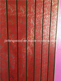 MDF Slatwall Pannels 4 X 8 ', Cherry Maple, Birtch Color