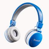 Auscultadores grandes com Bluetooth e FM, Suporte TF Card