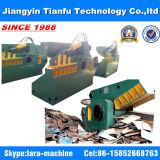 Q43-1600 Cisaille à alligator en ferraille hydraulique (homologué CE)