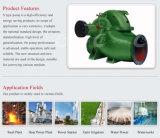 Bomba de succión grande de doble del motor diesel del flujo para la irrigación de la agricultura