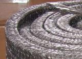 Sellante carbonizado de embalaje de fibra de alta resistencia con PTFE