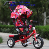 容易な子供の三輪車はヨーロッパの標準赤ん坊の三輪車開き、折る