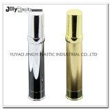 Qualidade elevada 35ml rolha de garrafa bomba loção dourada com anel de ouro