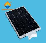 15W de potencia integrada de la luz solar de la calle