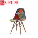 대중적인 직물 목제 현대 식사 의자 대중음식점 의자 도매 (FOH-BCC11)