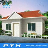 조립식 홈으로 호화스러운 가벼운 강철 별장 집