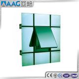 Pareti divisorie di vetro di alluminio dell'isolamento termico e di resistenza al fuoco
