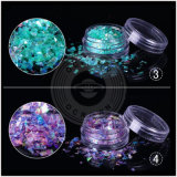 Holo Sequins Nail Laser Living room Decoration Glitter Dust Flakes Decoration