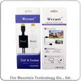 I8 Wecast Miracast Airplay reflétant le bâton du WiFi TV de fil