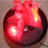 擬似火の装飾LEDの絹の炎ライト芸術の偽造品の火ランプ