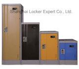 Un armadio di plastica Le32-3 H 1980W320d480 dei sei della fila ABS dell'armadio