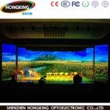 P5 640*640mm morrem a parede do vídeo da tela de indicador do diodo emissor de luz do gabinete da carcaça