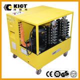 Kiet 만질 수 있는 스크린 PLC 동시 유압 드는 시스템