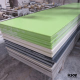 Folha Corians 100% puro Laje de superfície sólida de acrílico