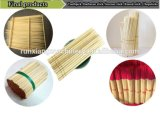 Vara de bambu do Chopstick redondo automático do Toothpick do Skewer da vara de Agarbatti do papagaio do incenso do assado que faz a máquina