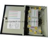 Холоднокатанная жесть сделала волокном 1X16/32 оптически коробку распределения