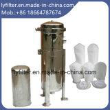Sac unique et multi Ss fabricants du boîtier de filtre en acier inoxydable