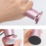 Elektrische Fuss-Datei Pedicure Schwielen-Remover-Hilfsmittel-Nagel-Sorgfalt-Maschine für Frauen-Männer (rosafarbene Farbe)