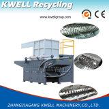 Triturador / triturador de eixo único em plástico / madeira / papel para venda