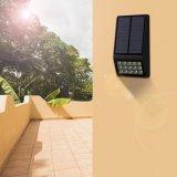 운동 측정기를 가진 태양 벽 빛 + 희미한 빛 + 등화관제