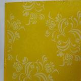 꽃 인쇄 색깔 강철판 인쇄된 강철판