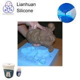 Künste und Fertigkeiten, die 25shore ein flüssiger Silikon-Gummi formen