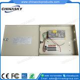 세륨 (12VDC5A9PN)를 가진 12VDC 5AMP 9channels CCTV 전원 분배 상자