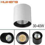 8 Zoll-Kaffeestube 35W PFEILER Oberfläche eingehangenes LED Licht