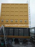 Torre refrigerando do baixo ruído de FRP