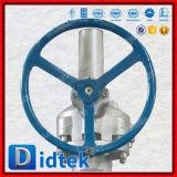 Нормальный вентиль шестерни глиста Wcb обеспечения Didtek торговый