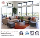 Fabulous Hotel Furniture with Lobby Lounge Corner Sofa (YB-H-31)
