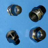 Anticorrosivo de alta presión el racor de tubo de titanio con certificado9100