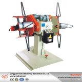 Hidráulico manual/automático de doble cabeza Uncoiler Expansión (decoiler) para el equipo de prensa