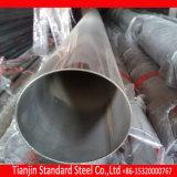 AISI 202 de Naadloze Buis van het Roestvrij staal