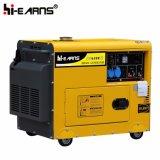 Type de silencieux Air-Cooled Groupe électrogène Diesel (DG7000SE)