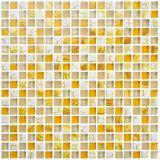Mosaico di cristallo di vetro di idee del mosaico di cristallo di intrigo di colore