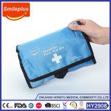 Fuera de kit de primeros auxilios Emergency impermeable barato médico de la supervivencia del kit de primeros auxilios del recorrido