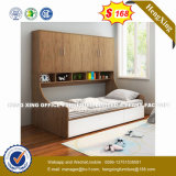 寝室の家具の木の衣服の収納キャビネット/Wardrobe (HX-8NR1005)