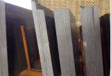 Mattonelle di marmo grige delle lastre di Pietra