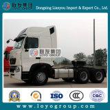 높은 Quality HOWO T7h 6X4 Engine Tractor Truck