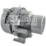 Pista del aire para el ventilador centrífugo eléctrico del anillo del aire del cortador de papel